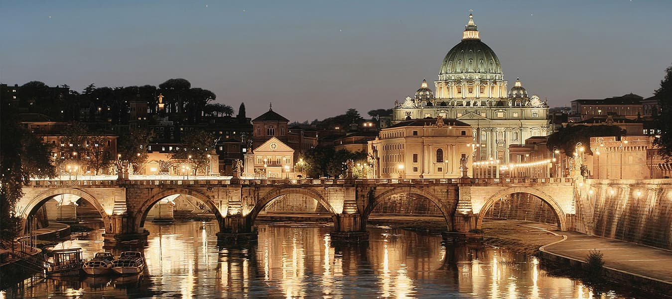 Rome business class flights